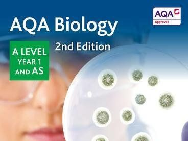 AQA AS Biology section 3 notes