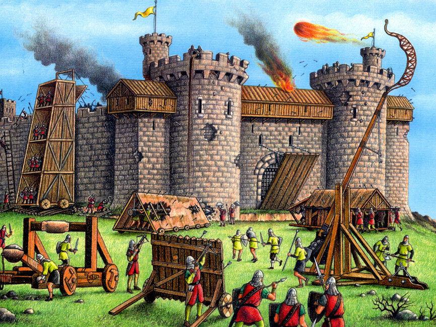 *Five Full Lessons* Castles
