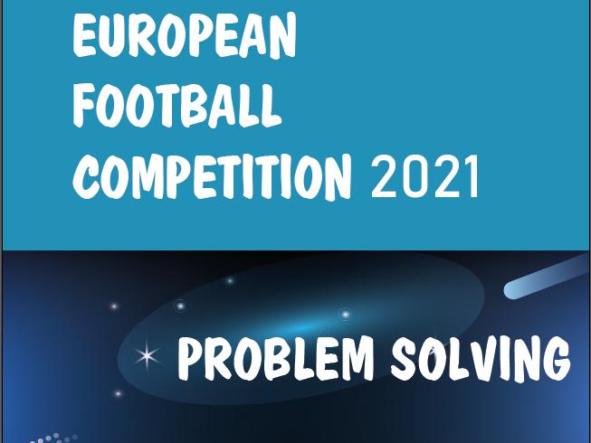 Euro 2020/Euro 2021 Problem Solving
