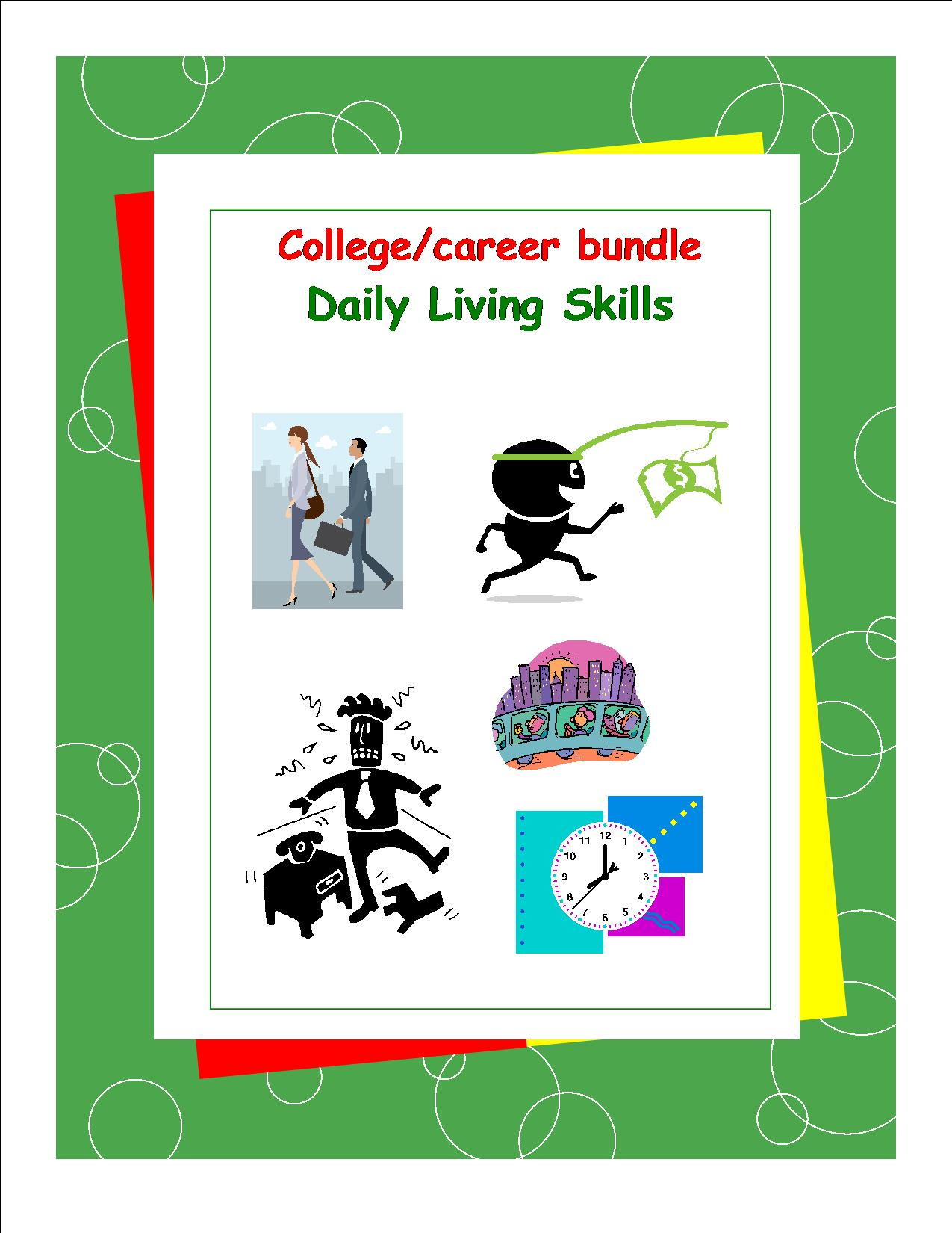 DLS-College and Career Workbooks Bundle Pack