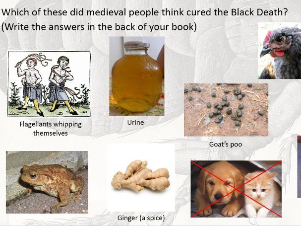 Consequences of the Black Death (KS3; mixed ability)