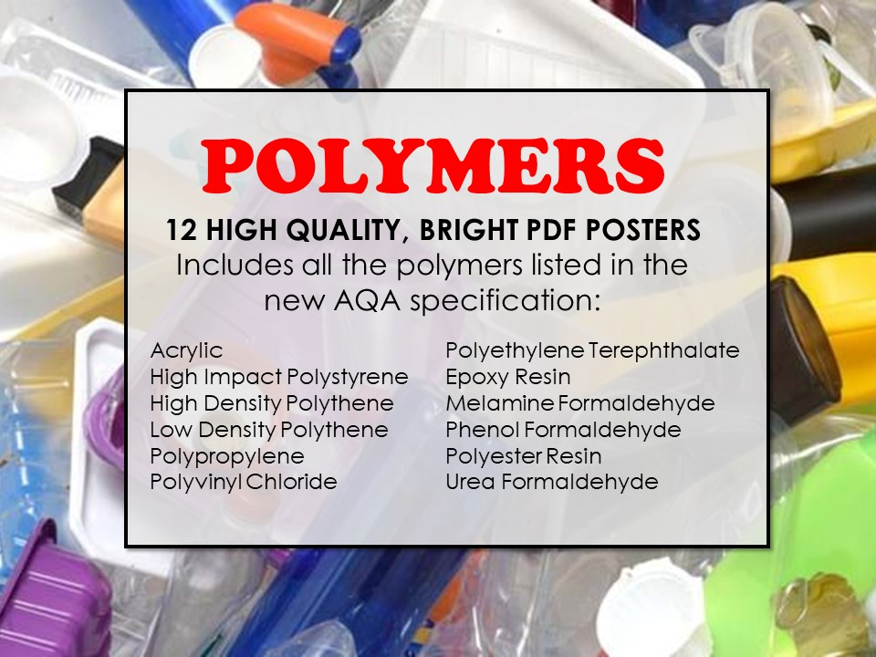 Polymers Posters