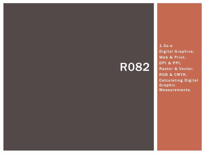 R082 - Creating Digital Graphics, Properties [LO1.3], CAMNATS, Creative iMedia Lvls 1/2
