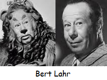 Mini-Bio: Bert Lahr - The Cowardly Lion of The Wizard of Oz