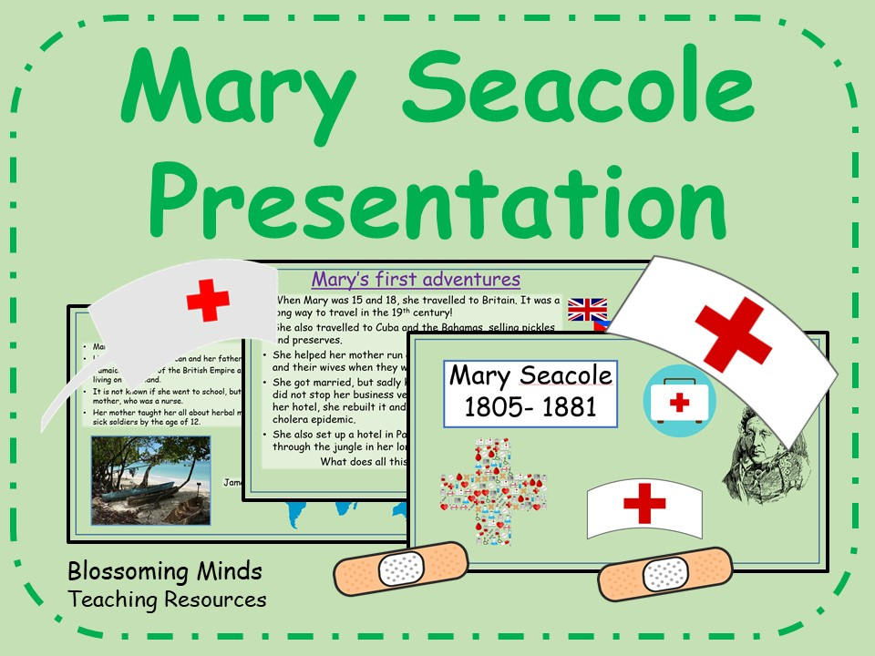 Mary Seacole Presentation - Black History Month