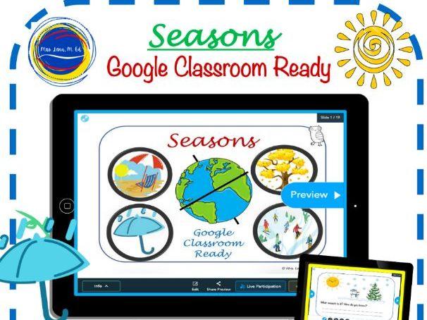 Seasons - Lesson