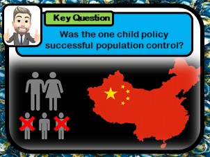 China's one child policy, Population control, The one child policy