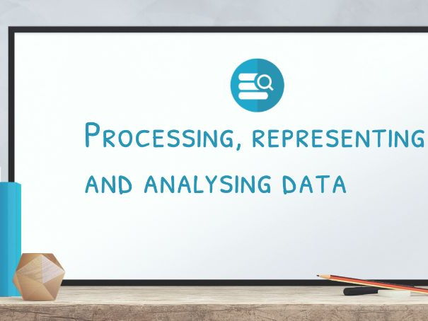 GCSE Statistics Processing, Representing and analysing Data 1: Tables