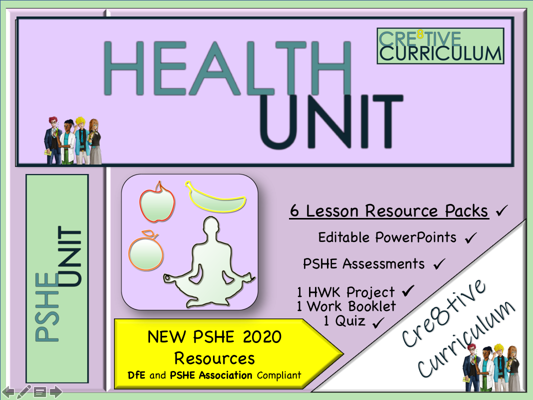 Health Unit - PSHE