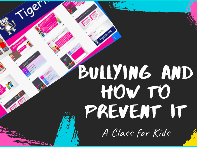 Bullying what is it and how to prevent it