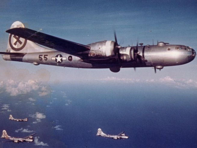 A look at STEM in the development of the  B-29 Superfortress