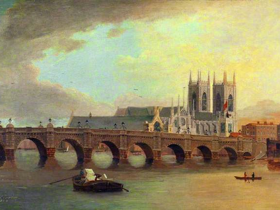 Composed Upon Westminster Bridge by William Wordsworth