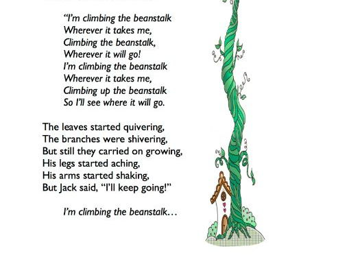 Climbing The Beanstalk (Song)