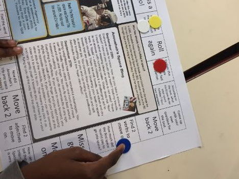 Reading Comprehension Games collection - KS2 Year 6. SATS style questions made fun.