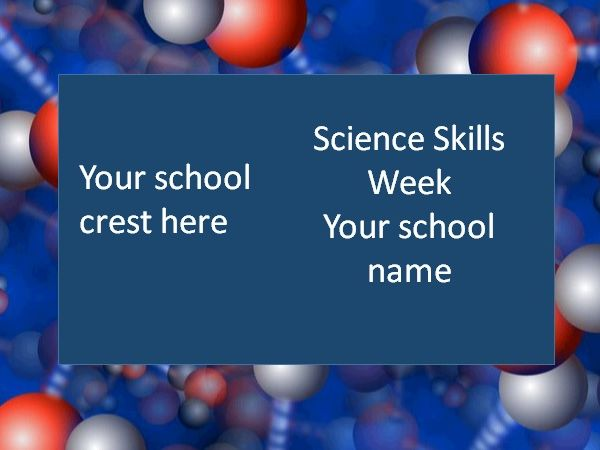 Science skills lessons (suitable for remote home learning( KS3