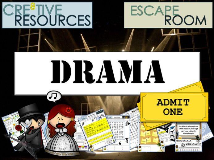 Drama Escape Room
