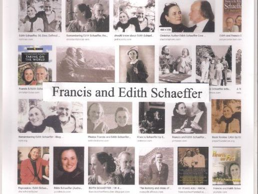 Francis and Edith Schaeffer,  Founders of the L'Abri  Fellowship