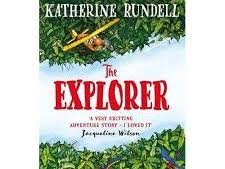2 Week Writing Unit inspired by The Explorer by Katherine Rundell