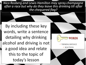 Topic P6: Global challenges (OCR Gateway A GCSE Combined Science)