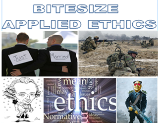 Applied Ethics AS revision guide: Sexual Ethics, Peace and War and Environmental Ethics