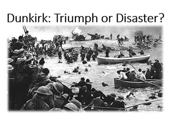 The Dunkirk Evacuation: Accuracy of film portrayal