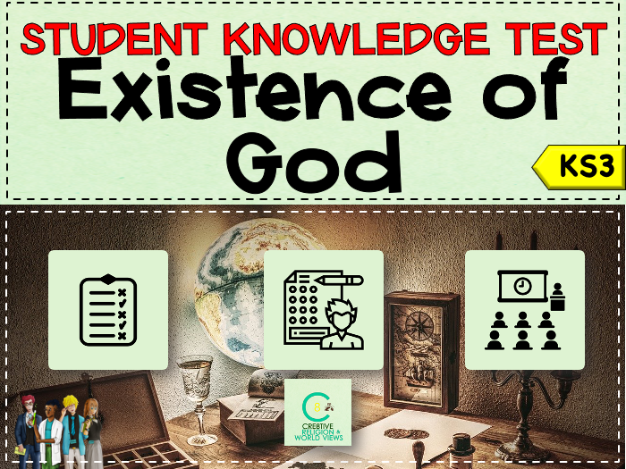 Existence of God Assessment
