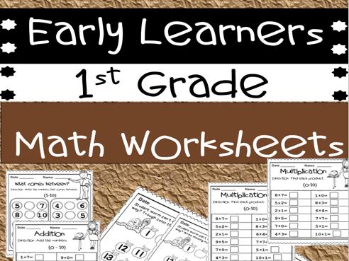 PreK Math for Little Learners (Kindergarten too) Preschool Math