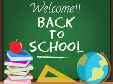Welcome back assembly September 2020