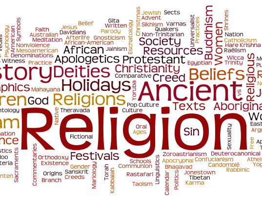 Presentations on Religious Studies (Christianity)