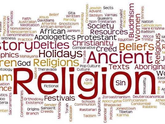 Presentations on Religious Studies (Christianity)