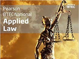 BTEC Applied Law 2016 - Unit 1 (Full Unit)