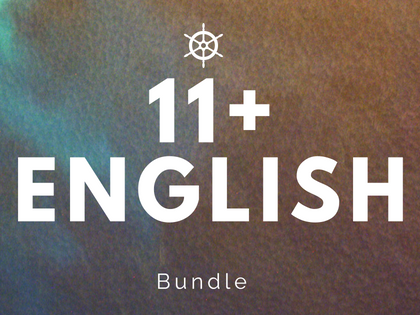 The 11+ English Bundle