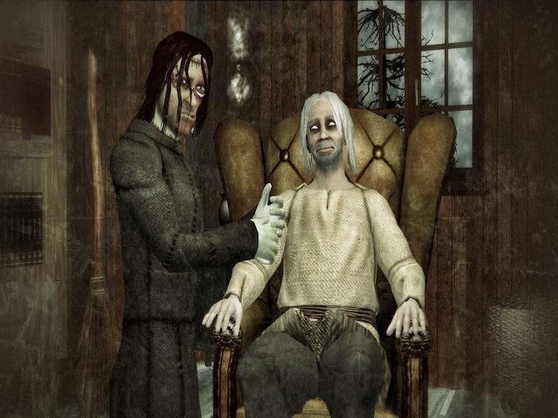 Frankenstein Comic - The Monster's Story Part 1