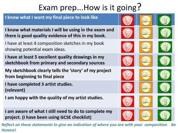 2020 Event GCSE Art Exam Edexcel