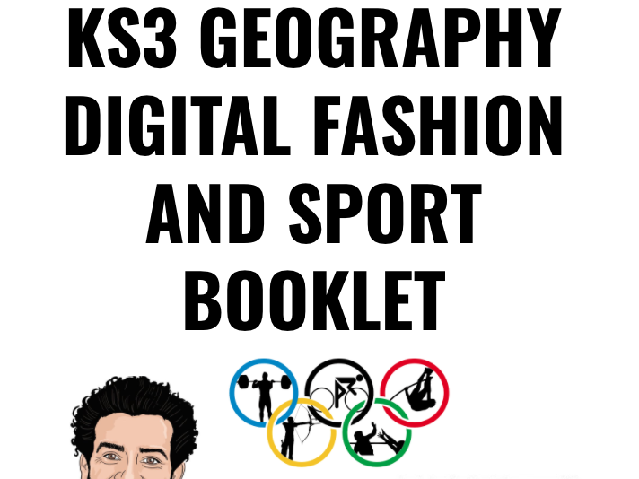 Geography: Fashion and Sport Digital Booklet