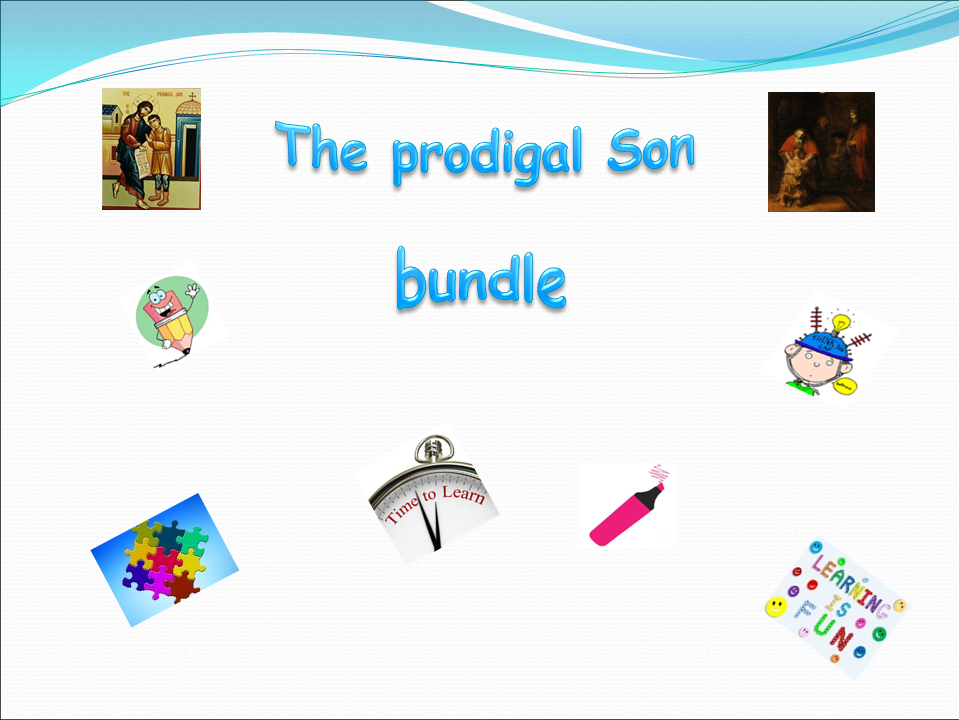 The Prodigal Son - bundle