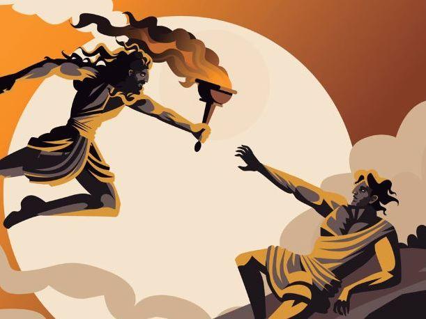 KS3 Greek Mythology Home Learning Challenge Booklet