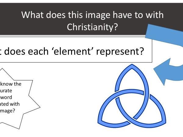 The Trinity - RE GCSE Edexcel