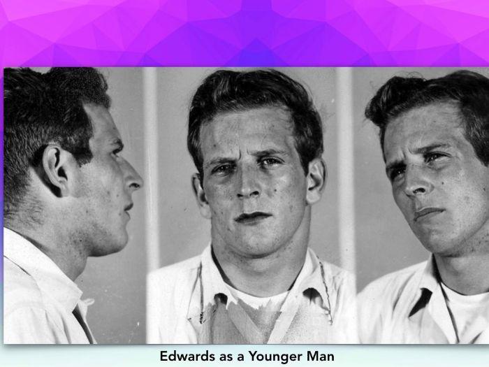 ED EDWARDS Serial Killer SHOW + FCs + TEST