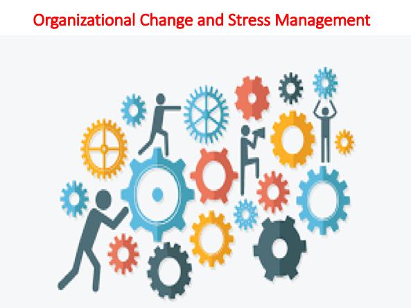 Organizational Change and Stress Management Lecture (Organizational Behavior)