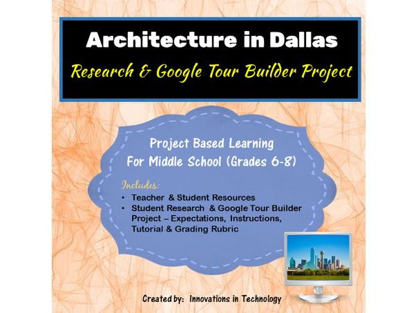 Google Tour Builder - Explore the Architectural Landmarks of Dallas