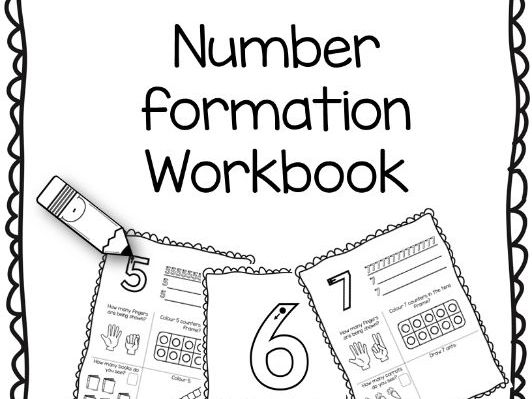 Number Formation Workbook