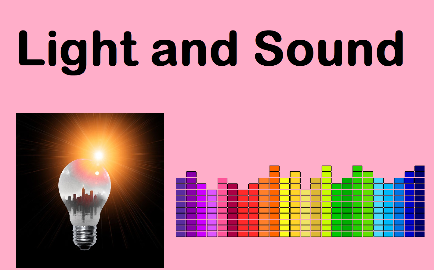 Sound And Light Bundle (13 Lessons) By Sr276   Teaching Resources   Tes