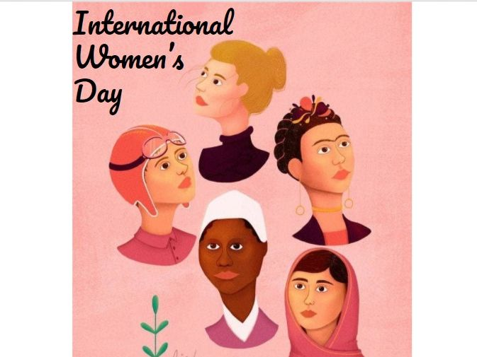 International women's day - Personalities of 8 powerful women and Quiz