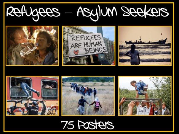 Refugee Posters