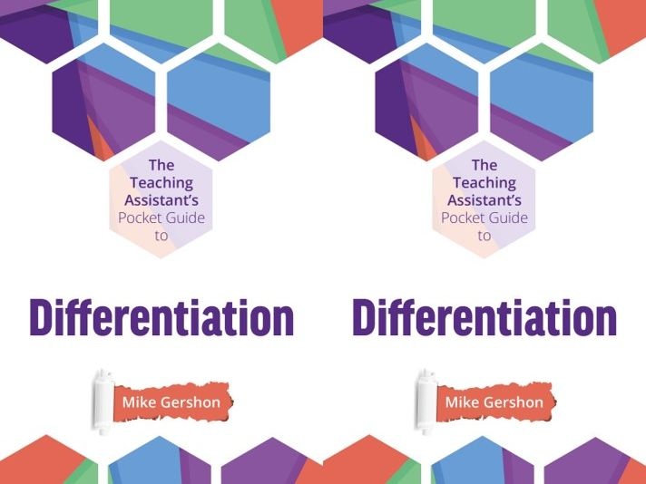 The TA's Pocket Guide to Differentiation