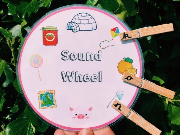 Sound Wheels
