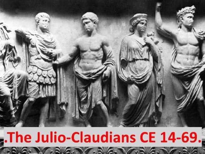 The Julio-Claudians