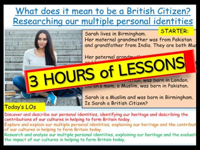 British Values Identity