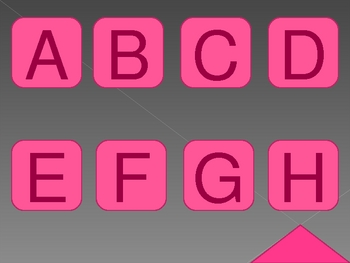 Alphabet ID powerpoint